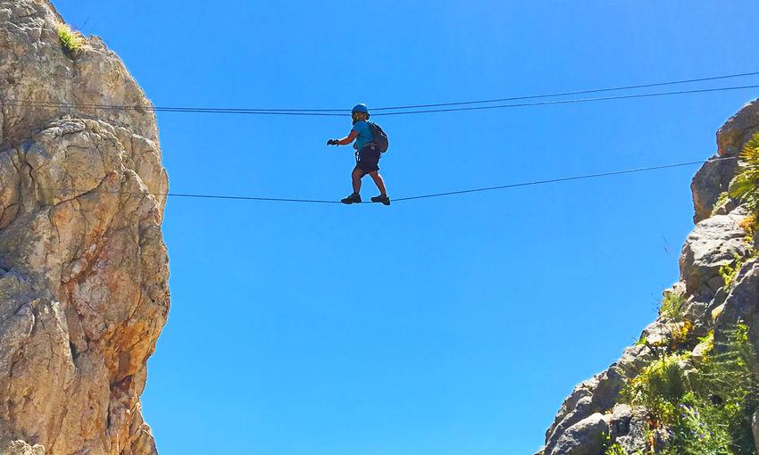 Klettersteig De : Calmont klettersteig wandern de luxe mosel zweinull
